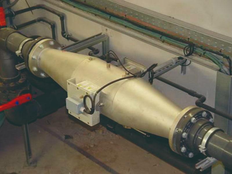 Desinfeccion Agua Piscina Ultravioleta Reactor