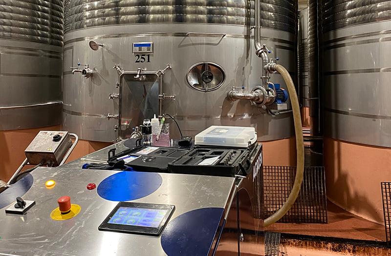 Desinfeccion Depositos Vino Ozono Copia