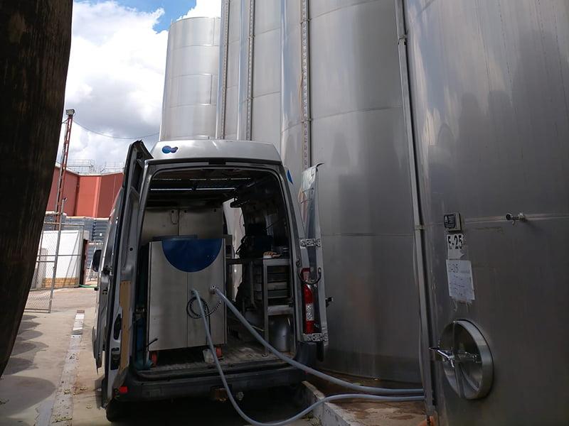 Destartarizacion Desinfeccion Depositos Vinos Ozono Acuoso 1