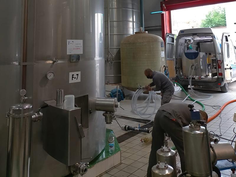 Destartarizacion Desinfeccion Depositos Vinos Ozono Acuoso 2