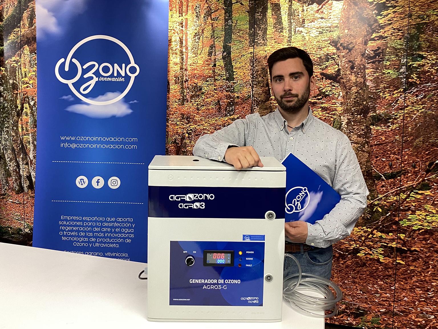 Generador Ozono Coronavirus Certificado Eficacia Viricida