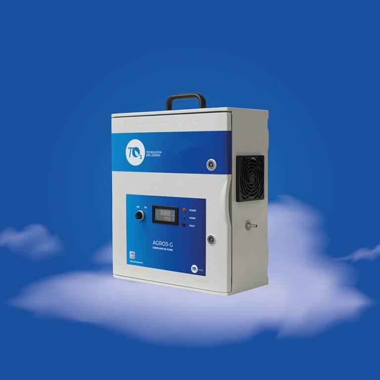 Generador Ozono Gas Agro3 G5