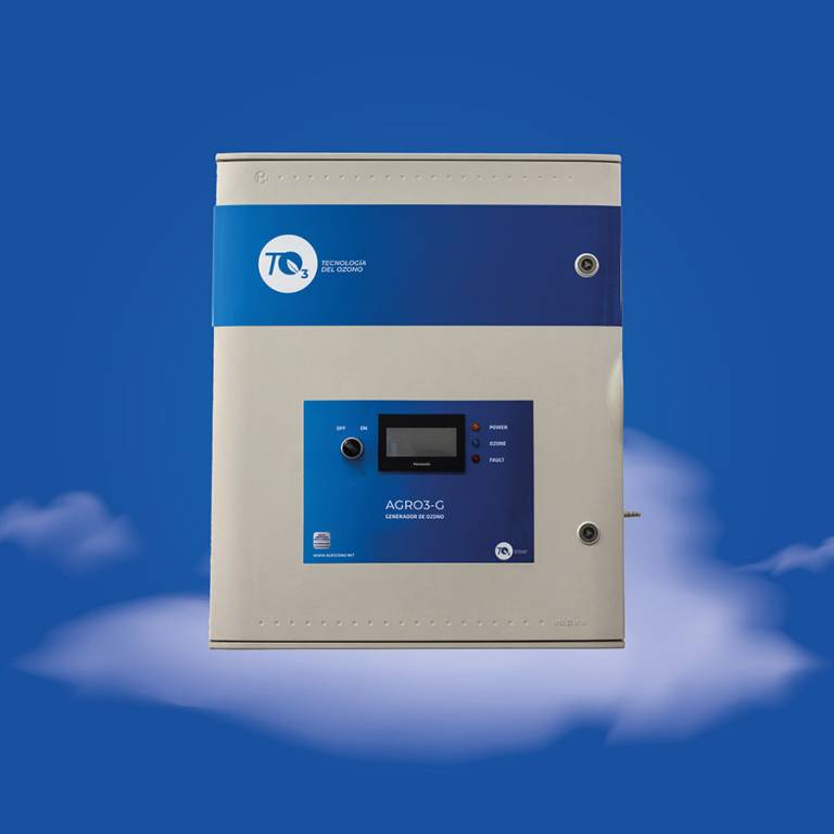 Generador Ozono Gas Agro4 G10 O2