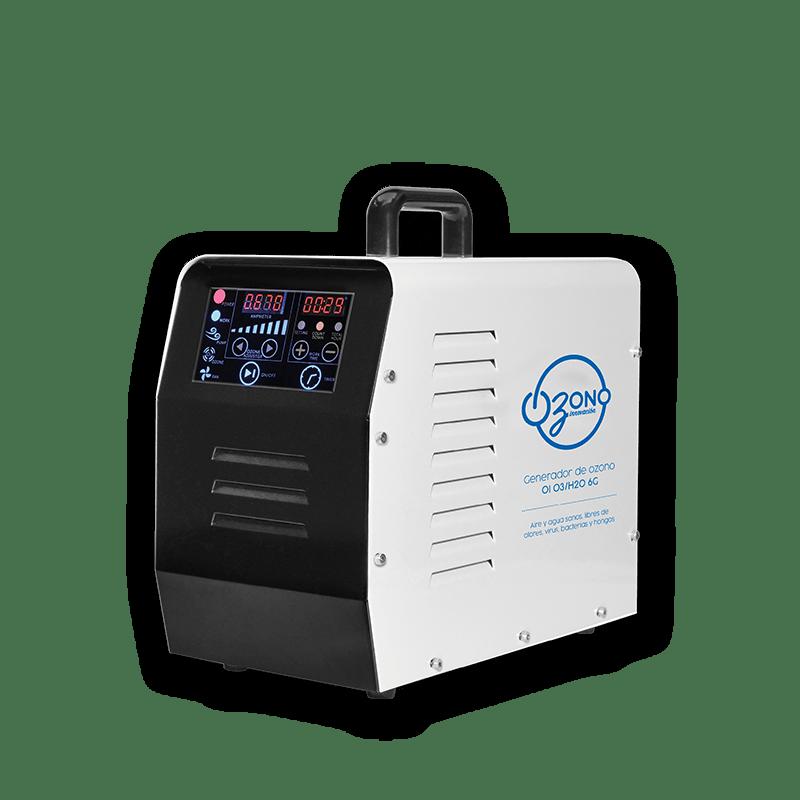 Generadores Ozono Portatil