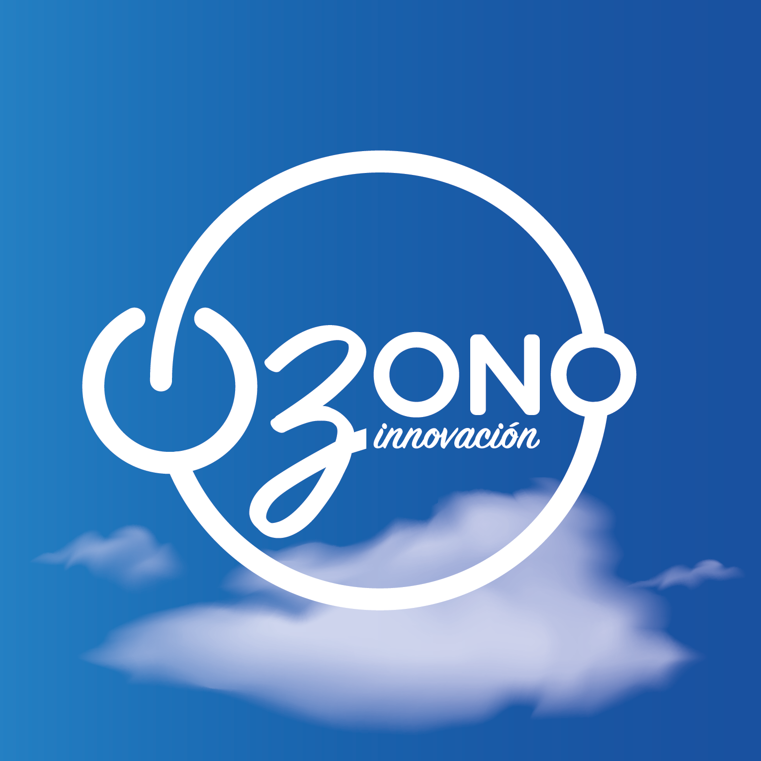 Logo Redes Sociales Ozono 2
