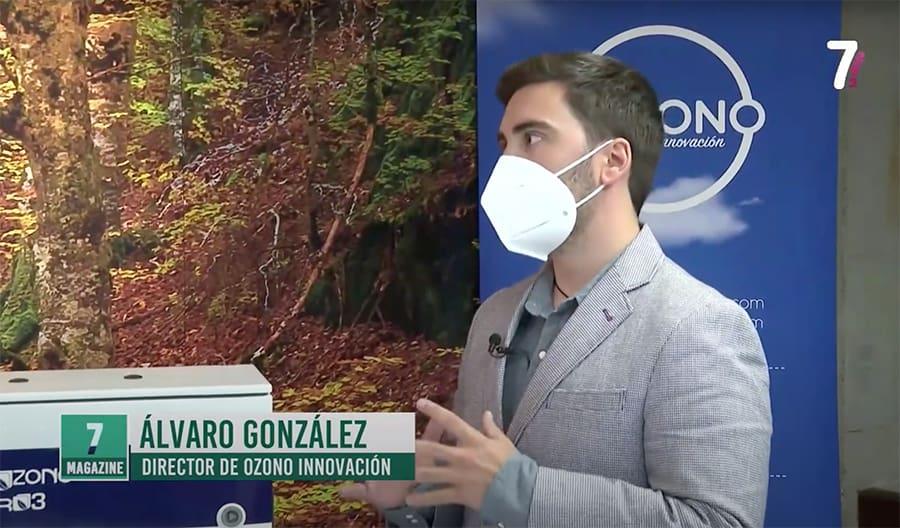 Ozono Innovacion La 7 De La Rioja Television